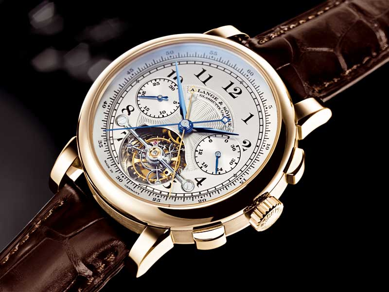 Sihh 165 Years Homage To F A Lange Collection